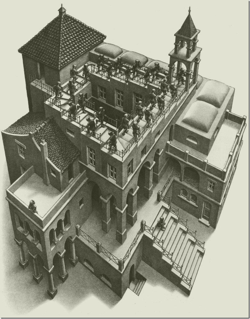 Морис Корнелис Эшер ,Maurits Cornelis Escher,гравюра,художник,engraving,artist,holland,