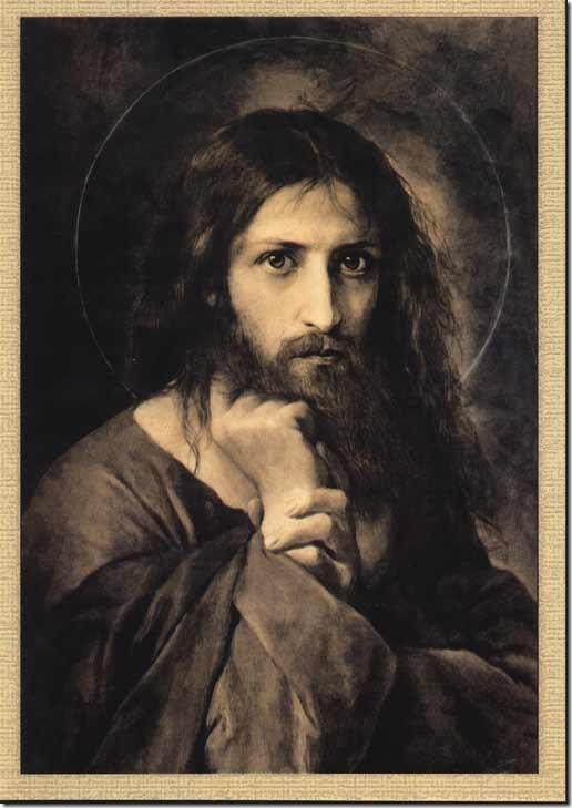 Иисус,Эль Греко iisus_greko