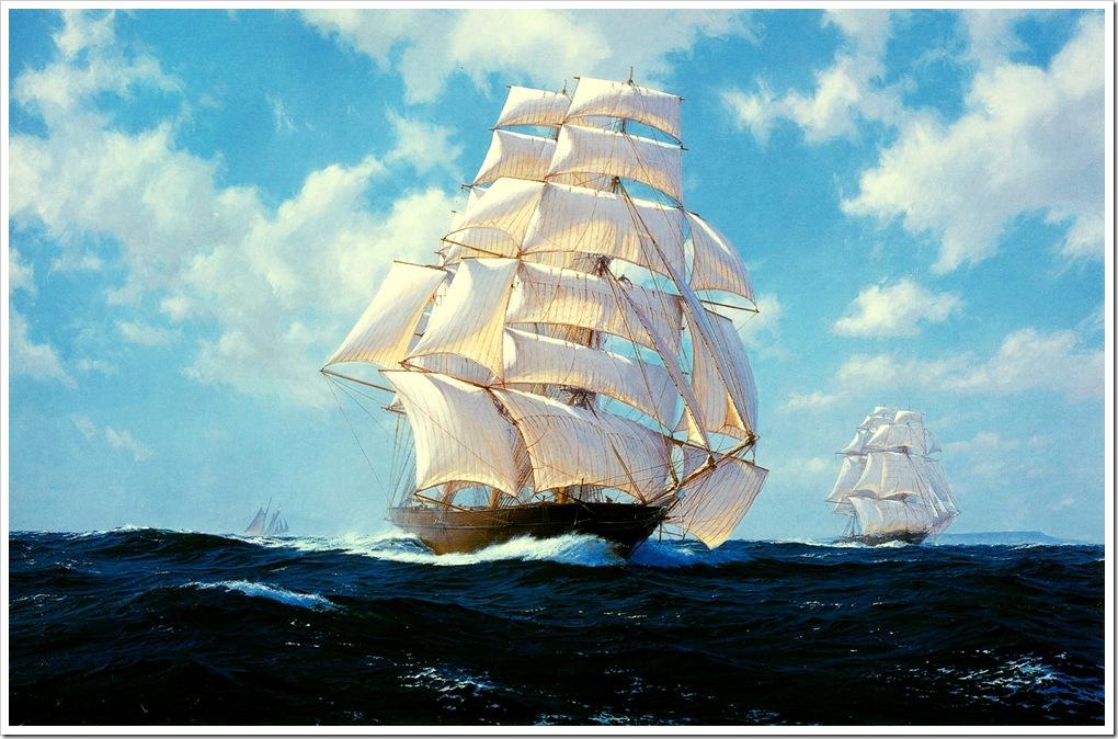 Dews, J Steven   Ariel and Taeping The Great Tea Race of 1866 JStevenDews