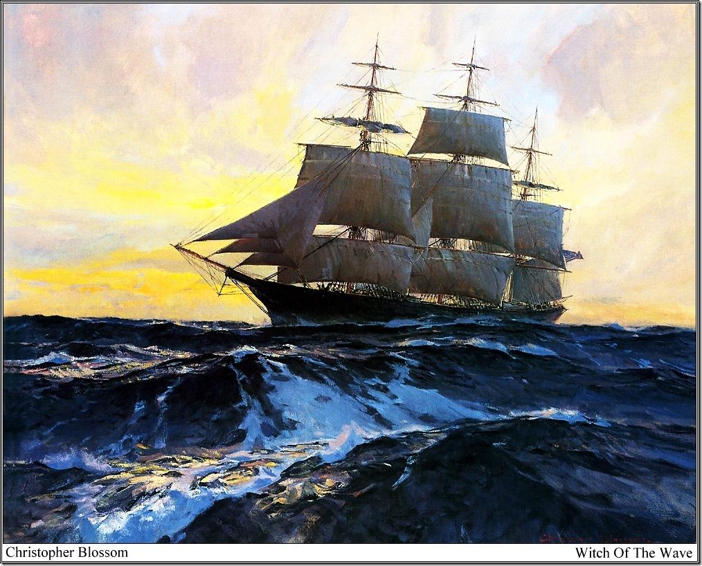 Christopher Blossom Maritime