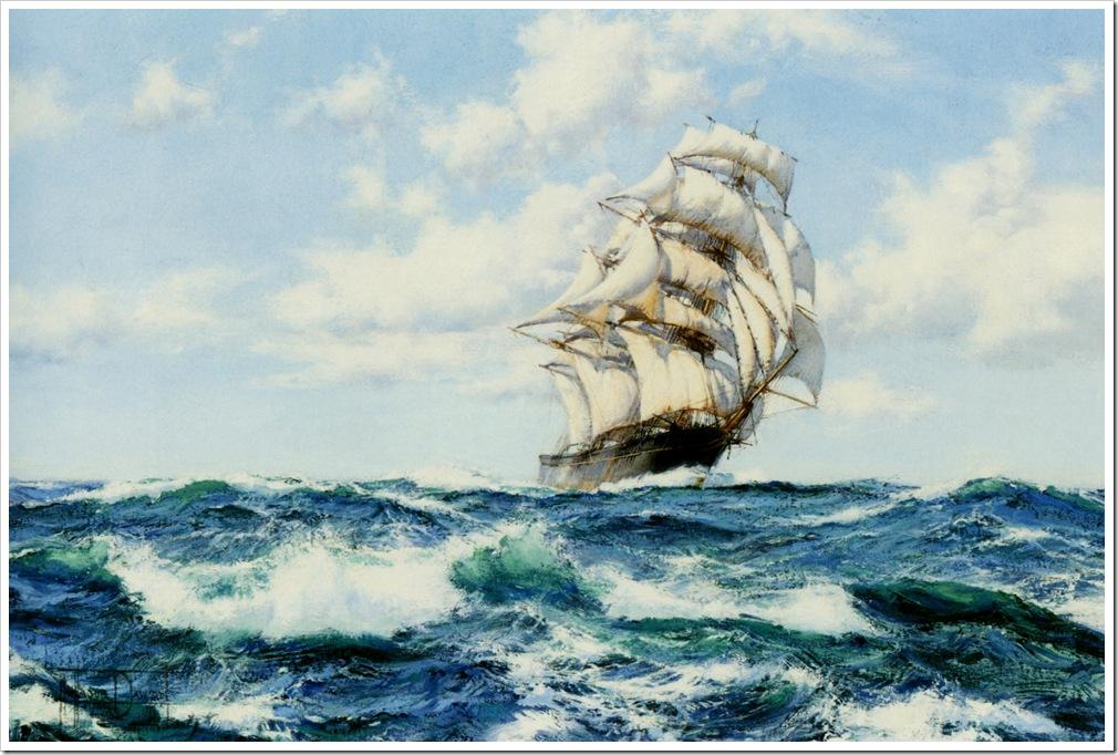 Dawson_Montague_Onward_The_Clippers_Ship_Norman_