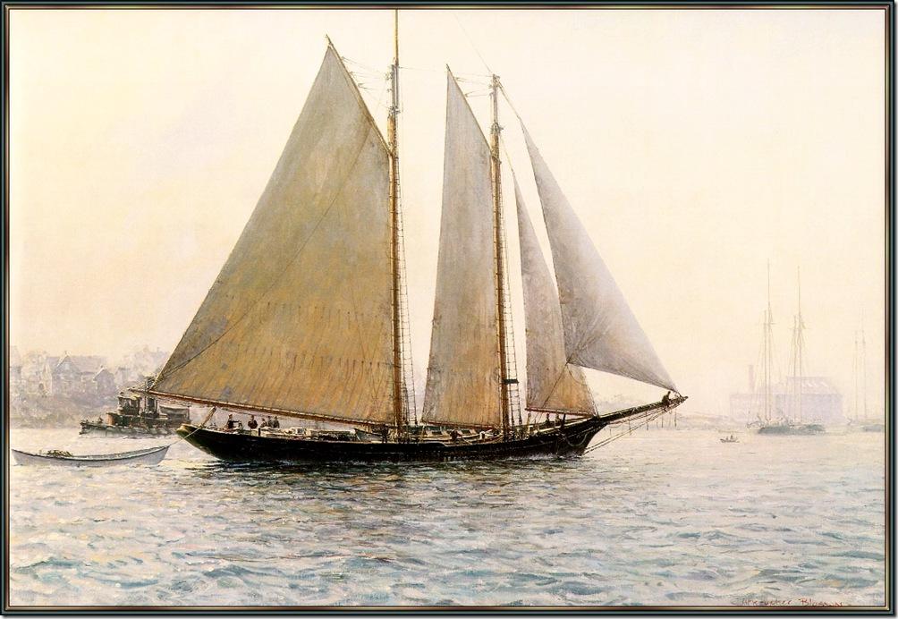 BlossomChristopher-Gloucester Mackerel Seiners