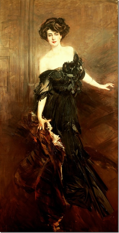 Boldini, Giovanni Mademoiselle de Nemidoff