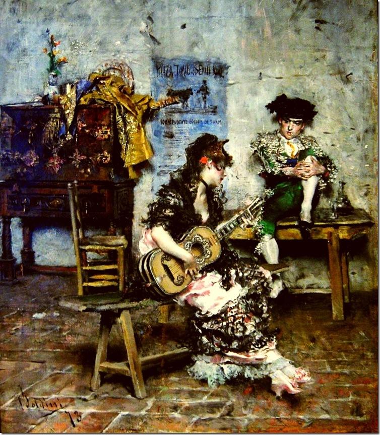 Boldini, Giovanni  Serenata 1873