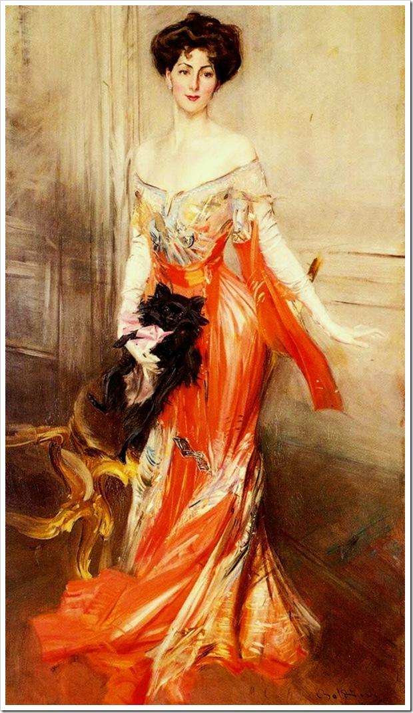 Boldini, Giovanni  Portrait of Elizabeth Wharton Drexel 1905