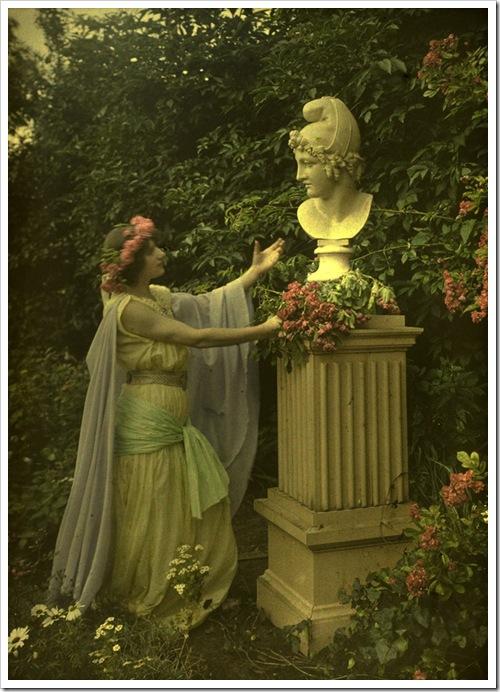 Alfonse Van Besten, Ancient times 1912