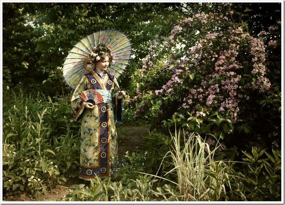 Alfonse Van Besten, Japanesque 1913