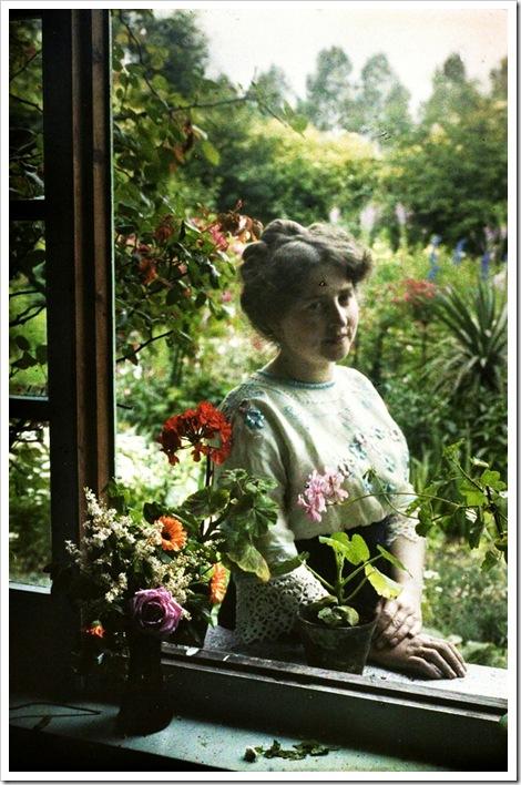 Alfonse Van Besten, Ma femme (Mrs. A. Van Besten) 1913