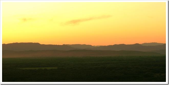 закат сахалин
