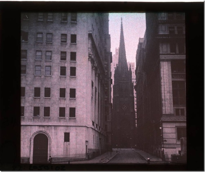 Wall Street Trinity