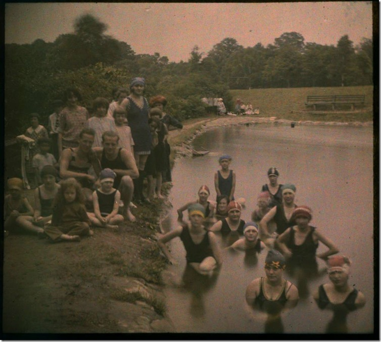 Seneca Pool 1924