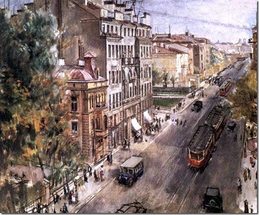 Ленинград 1937 год