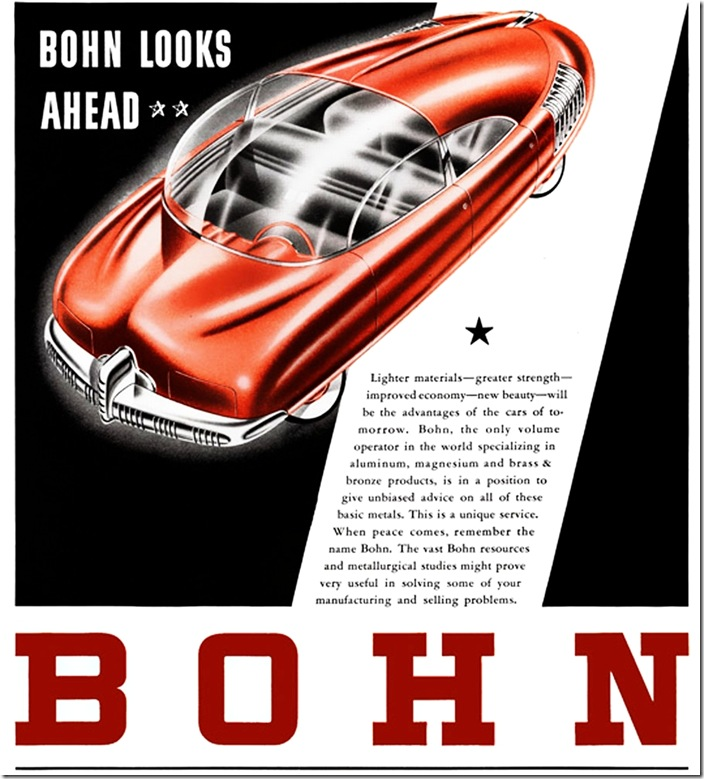 1944 ... red car of tomorrow!
