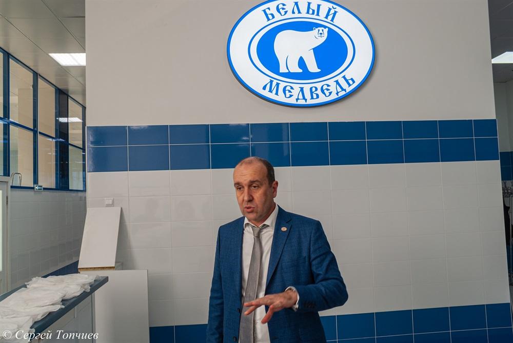 Молочные реки Белого Медведя на Дону
