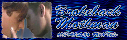 Brokeback Mothman: Dean/Paul