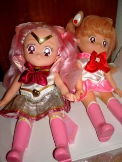Nakayoshi Chibimoon Dolls Serasell