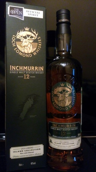 Loch Lomond Inchmurrin 12