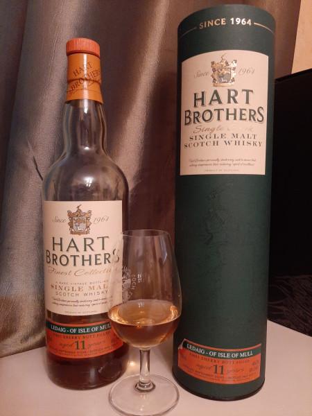 Hart brothers Ledaig