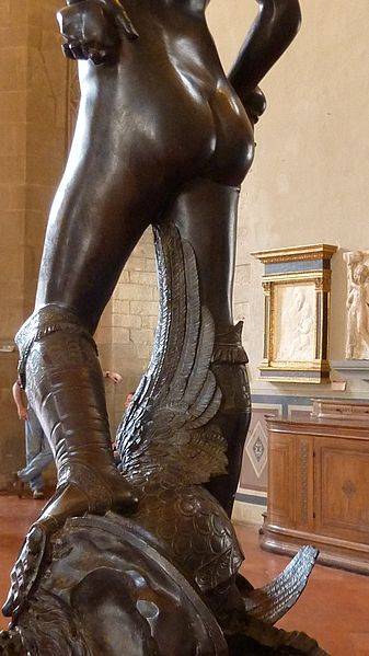 337px-Donatello,_David_(bronze)_detail_of_legs