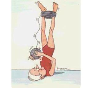 Йога вязания