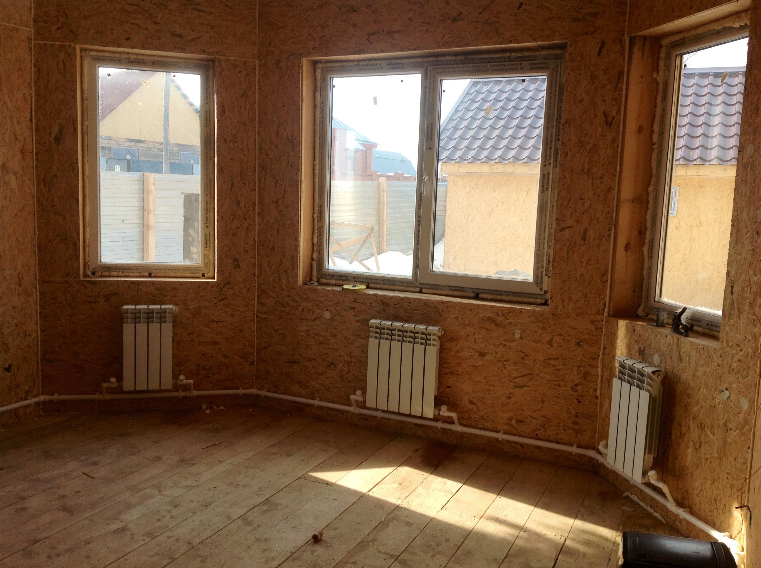 Отопление частного дома своими руками ленинградский