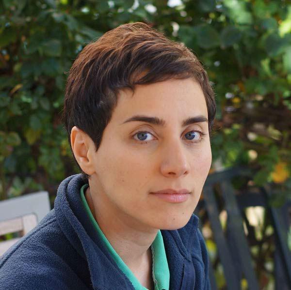 Марьям Мирзахани