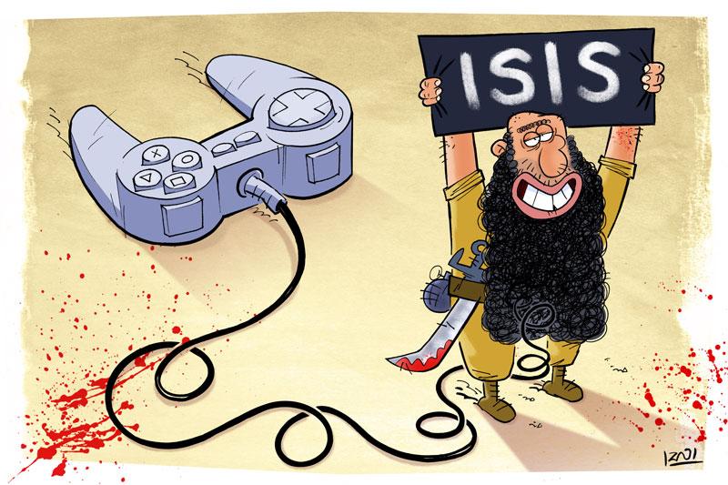 ISIS, ИГИЛ, Исламское государство