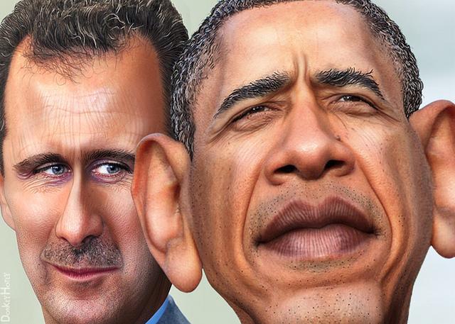 Обама уходит – Асад остается!
