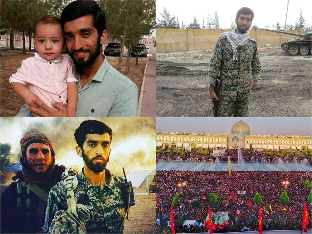 Письмо к сыну героя наших дней Мохсена Ходжаджи