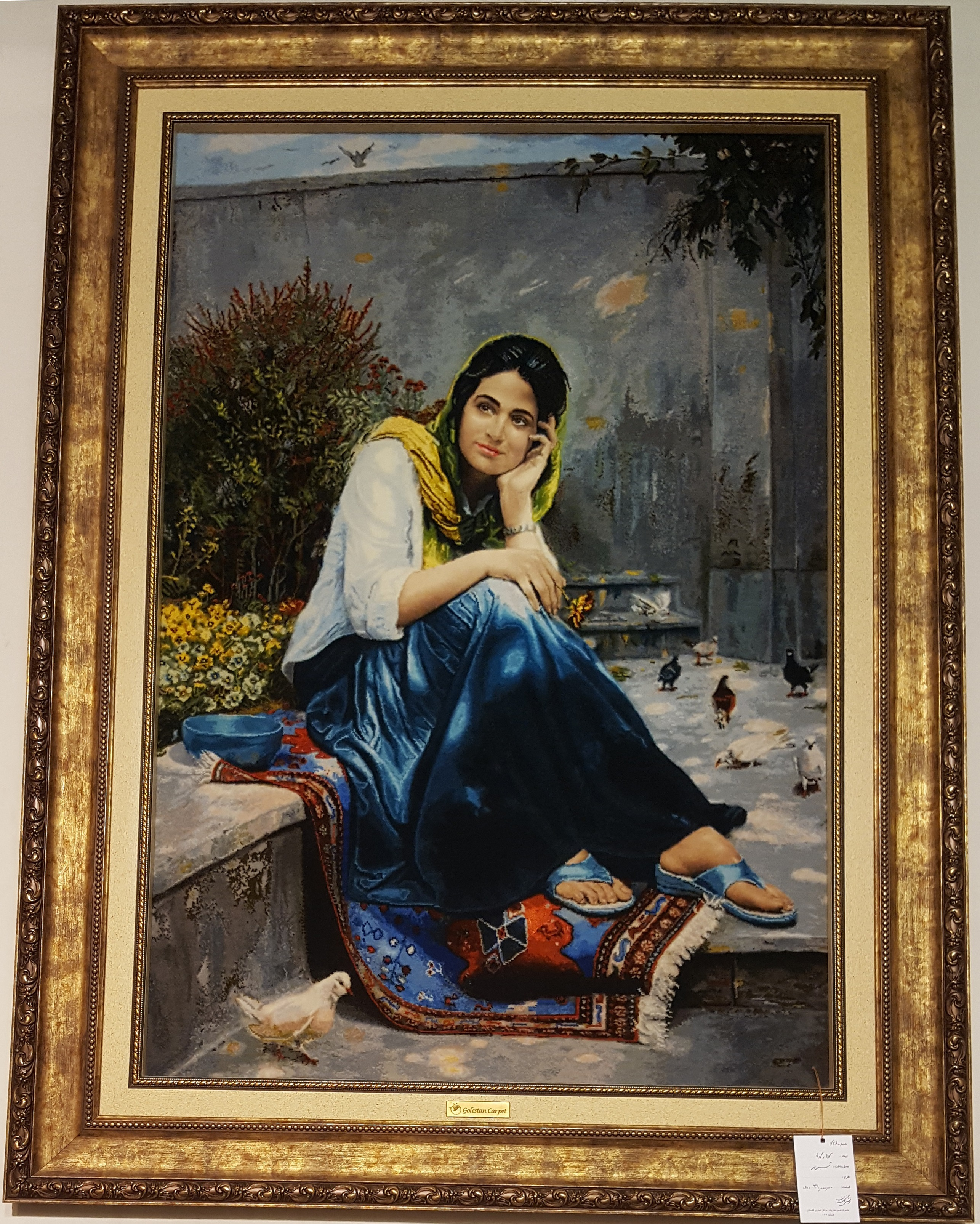 жилище иран в картинах художников причине малолюдности наличия