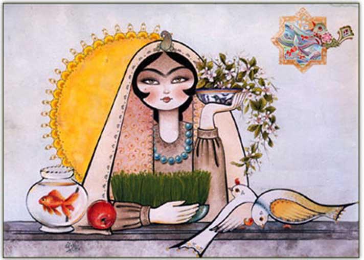 Счастливого всем Новруза! С Новым иранским 1397 годом!