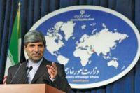 Пресс-секретарь МИД Ирана Рамин Мехман-параст