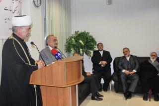 Равиль Гайнутдин, Глава Совета муфтиев России