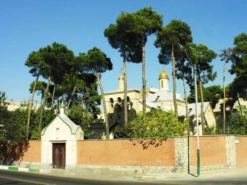 Свято-Николаевский собор в Тегеране