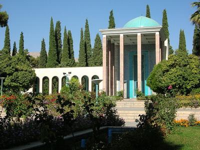 Мавзолей Саади в Ширазе