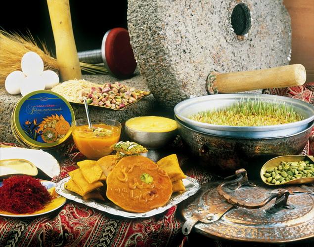 иран, кум, сладости, сохан