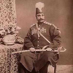 Иран, Каджары, Дмитрий Ермаков