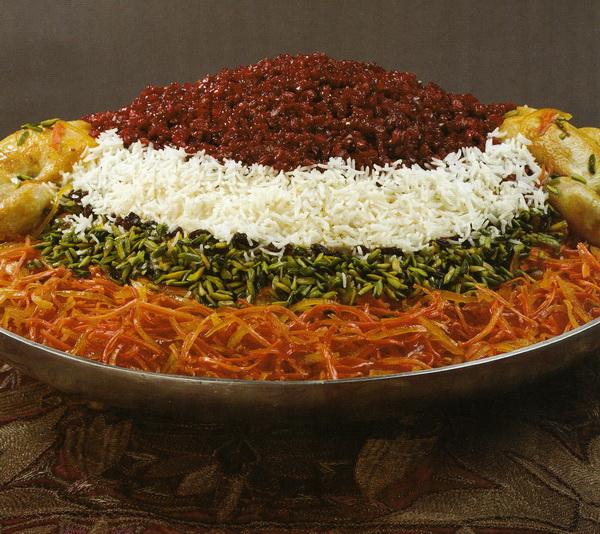«Рис из драгоценных камней» (Джавахер-Полоу)