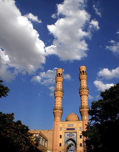 Соборная мечеть Тебриза