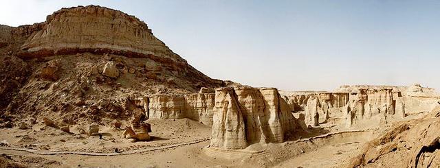 Долина звезд, остров Кешм, Иран