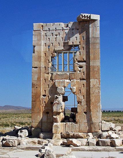 Иран, Персия, Ахемениды, Пасаргады, история Ирана, Кир Великий