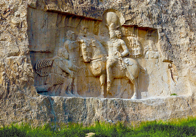 Иран, Персия, Сасаниды, Ахемениды, Нагше-Ростам, Нагше-Рустам, Нагше-Раджаб, персидские барельефы, Шираз, провинция Фарс