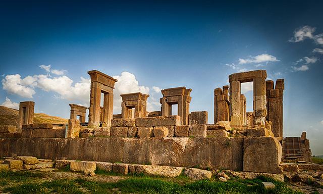 Иран, Персия, история, история Ирана, Ахемениды, Персеполь, руины