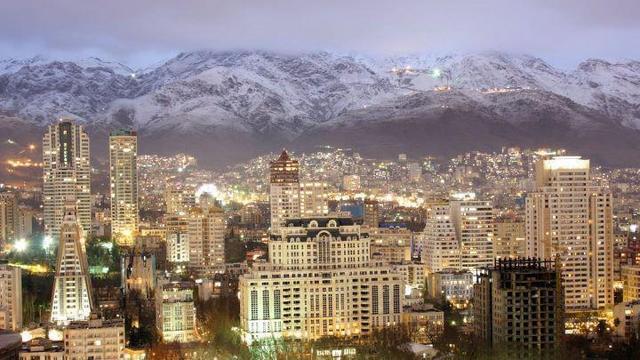 Картинки по запросу фото Тегеран ночью