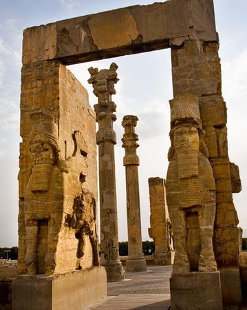 Персеполис, Шираз, фото: Али Маждфар