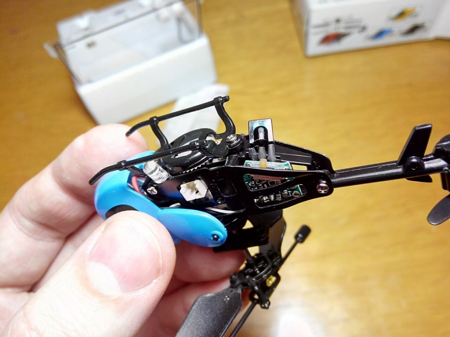 Banggood: QS QS5013 2.5CH Mini Micro Remote Control RC Helicopter
