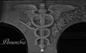 Caduceus B&W cropped for Penumbra 2 - chapter 5