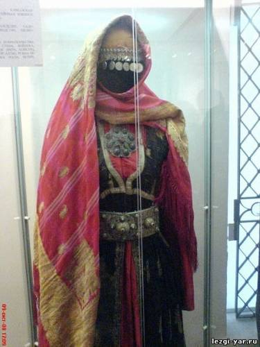 Женский костюм для лезгинки доставка