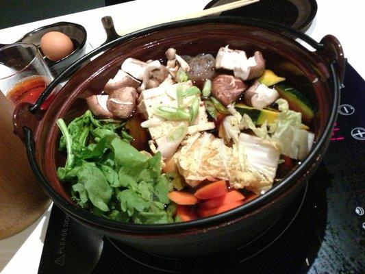 sukiyaki nabe