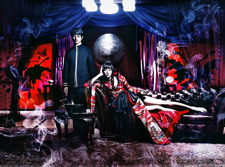 XXXHOLiC TV Drama Winter 2012-13